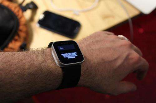 Write timing: ZoomBoard works for smartwatch text entry (w/ video)