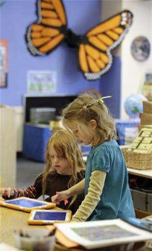 App teaches kindergartners basic computer coding