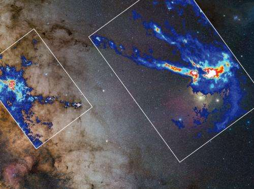 Astronomers suggest more accurate star formation rates