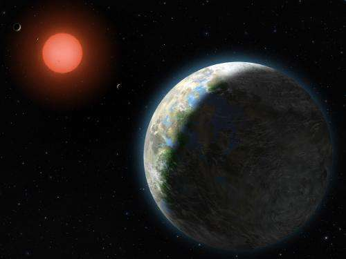 Atmosphere models seek clues for rocky exoplanets