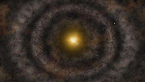 Birth of planets revealed in astonishing detail in ALMA's 'best image ever'