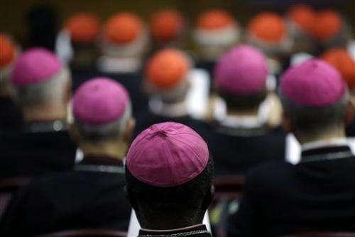 Catholic bishops in 'seismic' opening toward gays