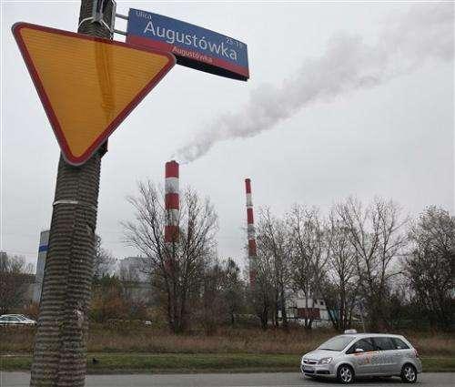 Coal-rich Poland ready to block EU climate deal