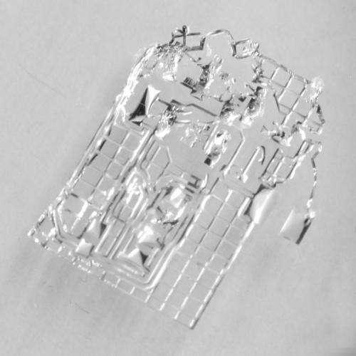 Dissolvable silicon circuits and sensors