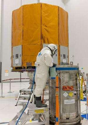 ESA investigates an alternative, environmental-friendly method of corrosion resistance