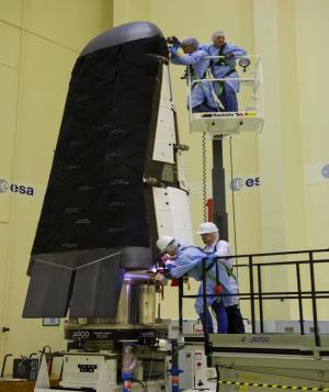 ESA's spaceplane set for flight