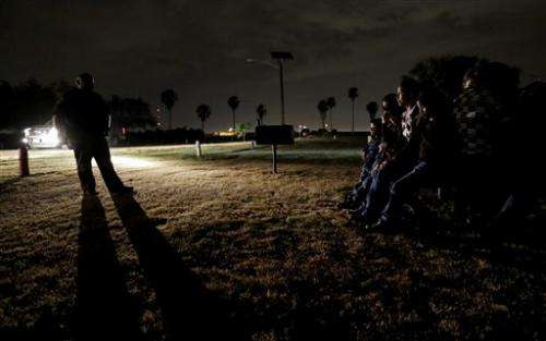 GPS used to track some immigrants caught at border