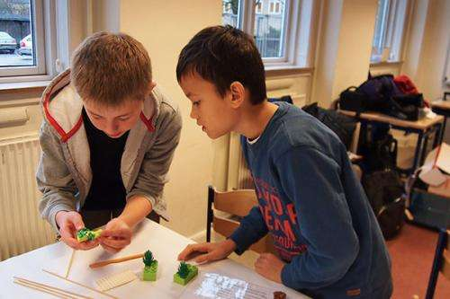 How technology could motivate children to explore nature
