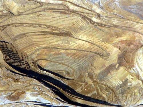 Humans leaving a permanent mark on deep Earth