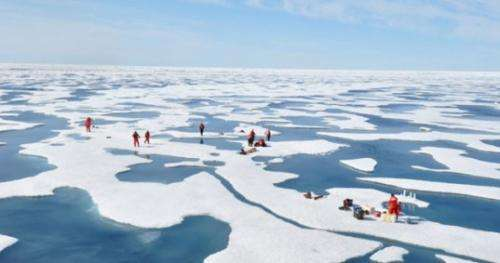 Adapting to Arctic change