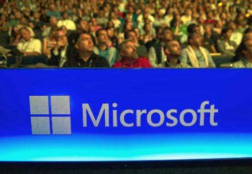 Microsoft said it was buying the mobile email management application Accompli, in a deal reported to be worth more than $200 mil
