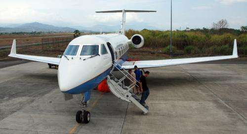 NASA airborne research focuses on Andean volcanoes