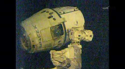 NASA says space station can work without Russia
