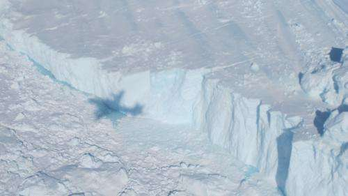 NASA support key to glacier mapping efforts