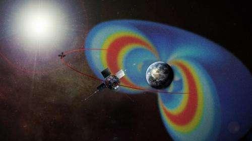 NASA's Van Allen Probes show how to accelerate electrons