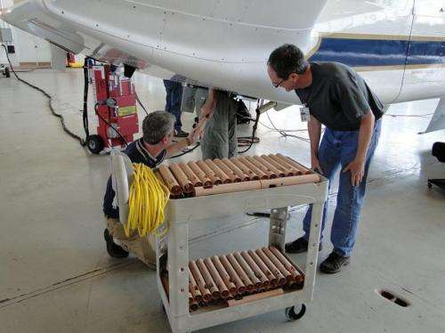 NASA widens 2014 hurricane research mission