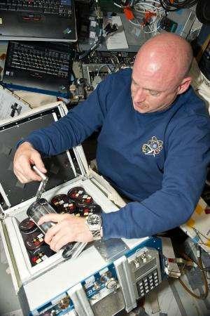 New science bound for station on Orbital's Cygnus