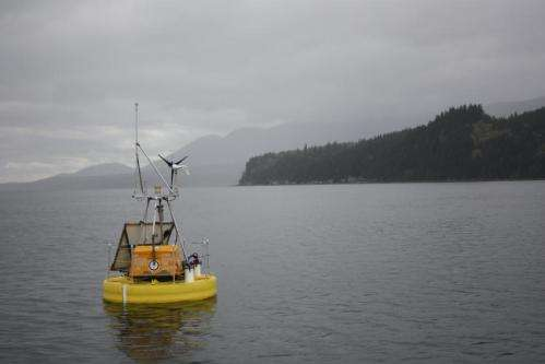 New tool displays West Coast ocean acidification data