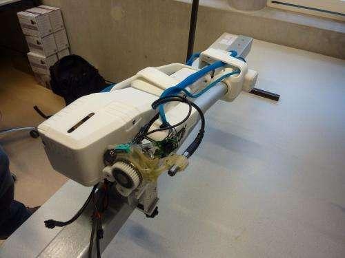Robots take over inspection of ballast tanks on ships