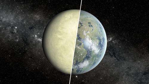 SF State astronomer pinpoints 'Venus Zone' around stars