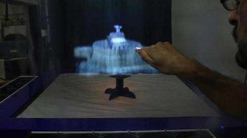 Sneak a peek through the mist to technology of the future