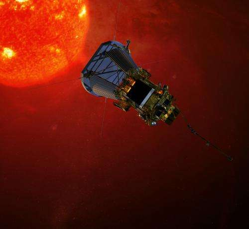 Solar Probe Plus moves into advanced development