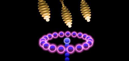 Superabsorbing ring could make light work of snaps