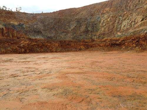 Turning mining wastewater into rainwater