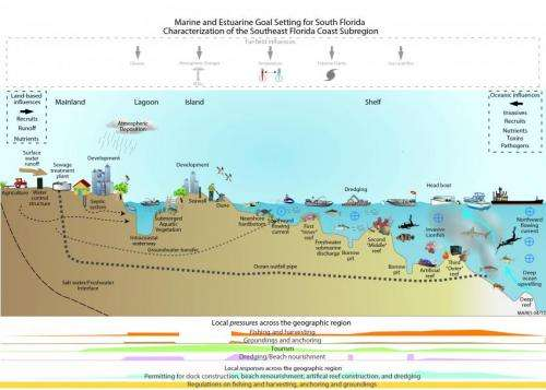 UM-led research team contributes to the management of South Florida coastal environments