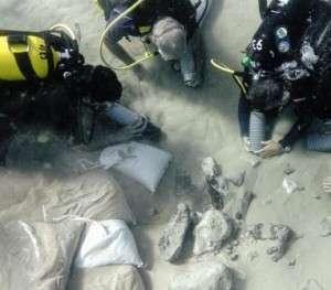 Underwater excavation reveals lost Levantine village