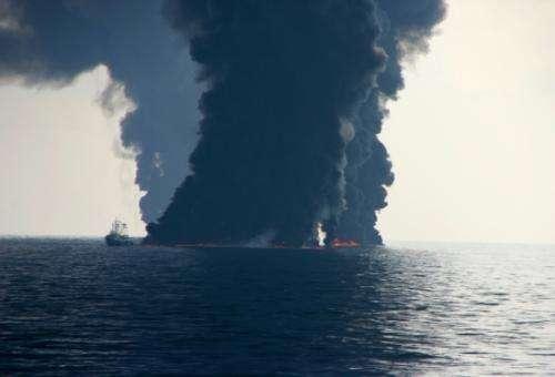 Where did all the oil go?