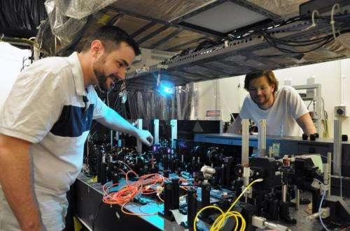 University of Toronto physicists take quantum leap toward ultra-precise measurement