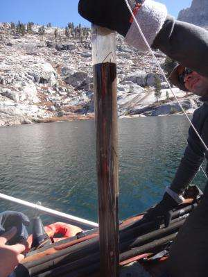 Research shows declining levels of acidity in Sierra Nevada lakes