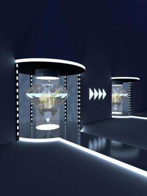 Research team claims to have accurately 'teleported' quantum information ten feet