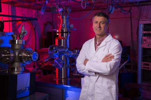 Researchers track ripples in freestanding graphene for first time