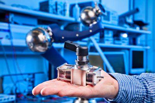 Researchers develop small but powerful piezohydraulic actuator