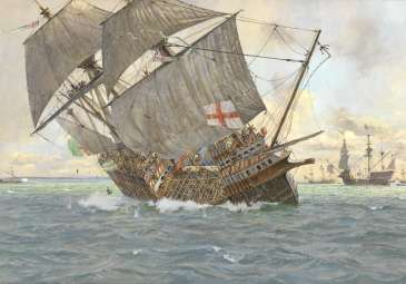 Study identifies prevalence of rickets among 16th century sailors