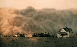 1934 drought was worst of the last millennium, study finds