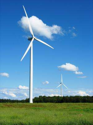 Bats may be mistaking wind turbines for trees