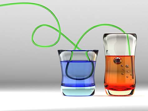 Experiments explain why some liquids are 'fragile' and others are 'strong'