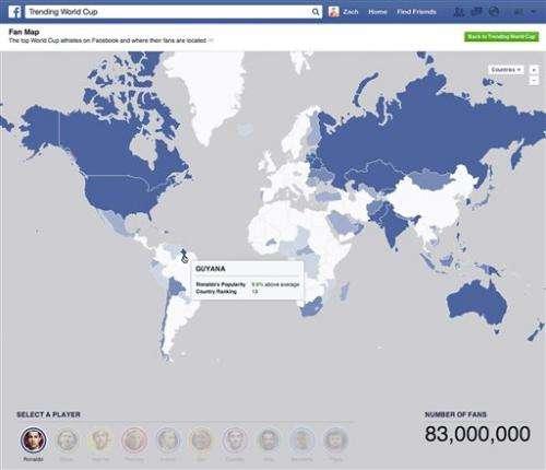 Facebook, Twitter brace for World Cup fever