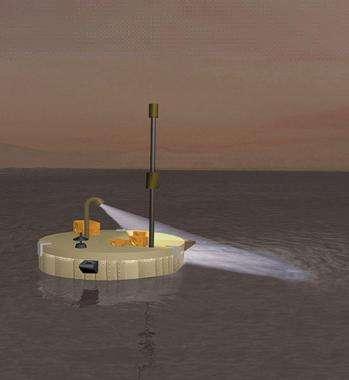 Let's put a sailboat on Titan