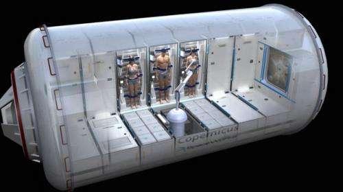 NASA Investigating Deep-Space Hibernation Technology