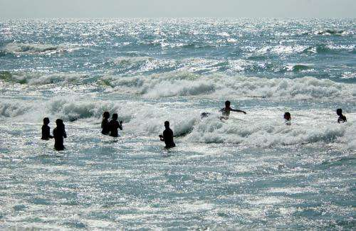 New dangerous currents outreach program focuses on Michigan's Great Lakes coasts