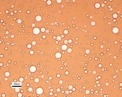 New membrane can separate even highly mixed fine oil-spill residues