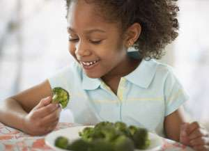 Nursery school games encourage toddlers to try new healthy foods