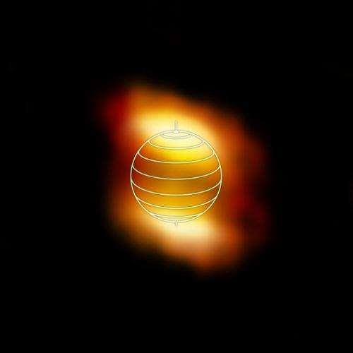 Organic molecules in Titan's atmosphere are intriguingly skewed