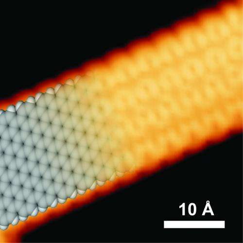 """Researchers aim to create molecular-scale """"wires"""" capable of carrying information thousands of times faster"""