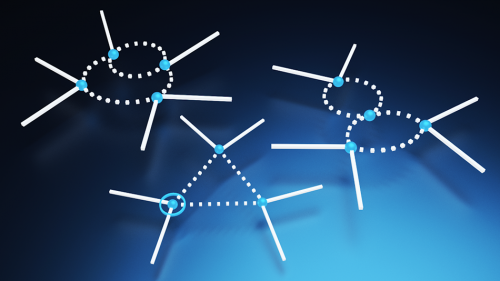 The importance of three-way atom interactions in maintaining coherence