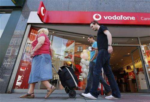 Vodafone cellphone operator reveals scale of gov't snooping (Update 3)